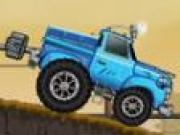 Tractor de tractat masina