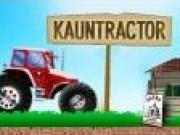 Jocuri cu Tractorul saltaret
