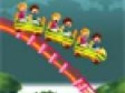Jocuri cu Trenulet Condu Rollercoaster