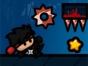 adevaratul ninja cu capcane