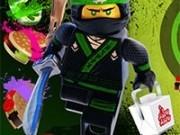Jocuri cu antrenamente lego ninjago