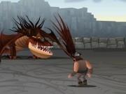 Jocuri cu antreneaza dragonii disney