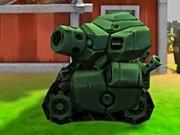 apara ferma cu tancuri 3d