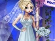 apple white in rochie de mireasa