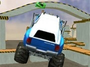 arena de monster truck 3d