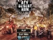 Jocuri cu atv de curse in desert
