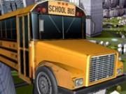 Jocuri cu autobuz 3d de scoala
