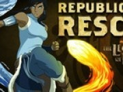 Jocuri cu avatarul korra salveaza orasul republic