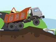 aventura camioanelor de transport