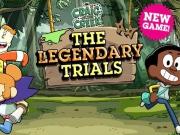 Jocuri cu aventurile legendare in padure
