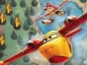 avioane planes echipa de interventii