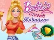 Jocuri cu barbie aranjeaza dulapul