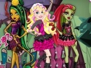 barbie in lumea monster high