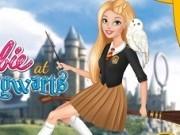 barbie la scoala de magie hogwarts