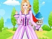 Jocuri cu barbie rochii in stilul rococo