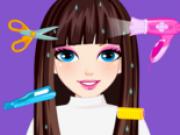 Jocuri cu barbie salonul de coafura emma