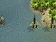 barci in razboi aerian