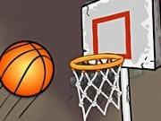 Jocuri cu baschet arunca la cos cu obstacole