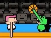 Jocuri cu baschet super ciudat