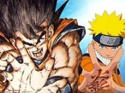 Jocuri cu bataie cu legendele anime