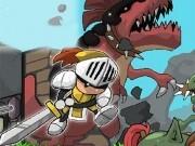 Jocuri cu batalia cavalerilor dinozauri