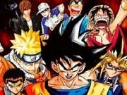 batalia luptatorilor din anime