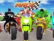 Jocuri cu batman vs superman curse cu motociclete