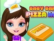 bebelusa barbie gateste pizza