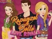 Jocuri cu belle si rapunzel lupta pentru dragoste