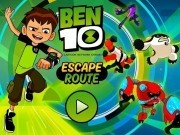 Jocuri cu ben 10 creeaza ruta de evadarea