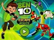 ben 10 creeaza ruta de evadarea