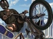 bmx biciclete de cascadorii