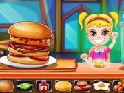 Jocuri cu burger de top