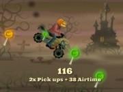 Jocuri cu calaret de motociclete cu capul de dovleac