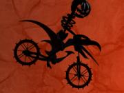 calaretii iadului cu motorete