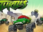 Jocuri cu camioane de curse monster truck testoasele ninja