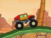 Jocuri cu camioane mari de viteza cu cascadorii