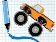 Jocuri cu camioane monstru pe linie