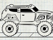 camioane suv super trucks desenate
