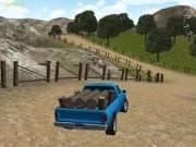 Jocuri cu camioneta 3d de livrari