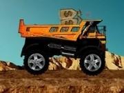 camionul cu remorca de transportat bani