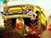 camionul de calcat zombie