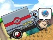 Jocuri cu camionul de prins pokemoni