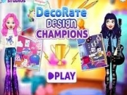 campionat la design de decor
