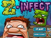 Jocuri cu capuri de zombi