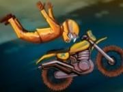 cascadorul de motorete rapide