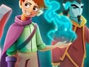 Jocuri cu cavalerul cu magie