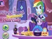 Jocuri cu coafura perfecta pentru twilight sparkle