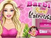 Jocuri cu coafuri reale cu barbie la coafor