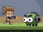 Jocuri cu comando de fugit cu soldati
